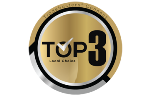 Tradebusters Connect Top 3 Local Choice