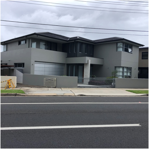 New Home Build by Sydney City Contractors Abbortsford